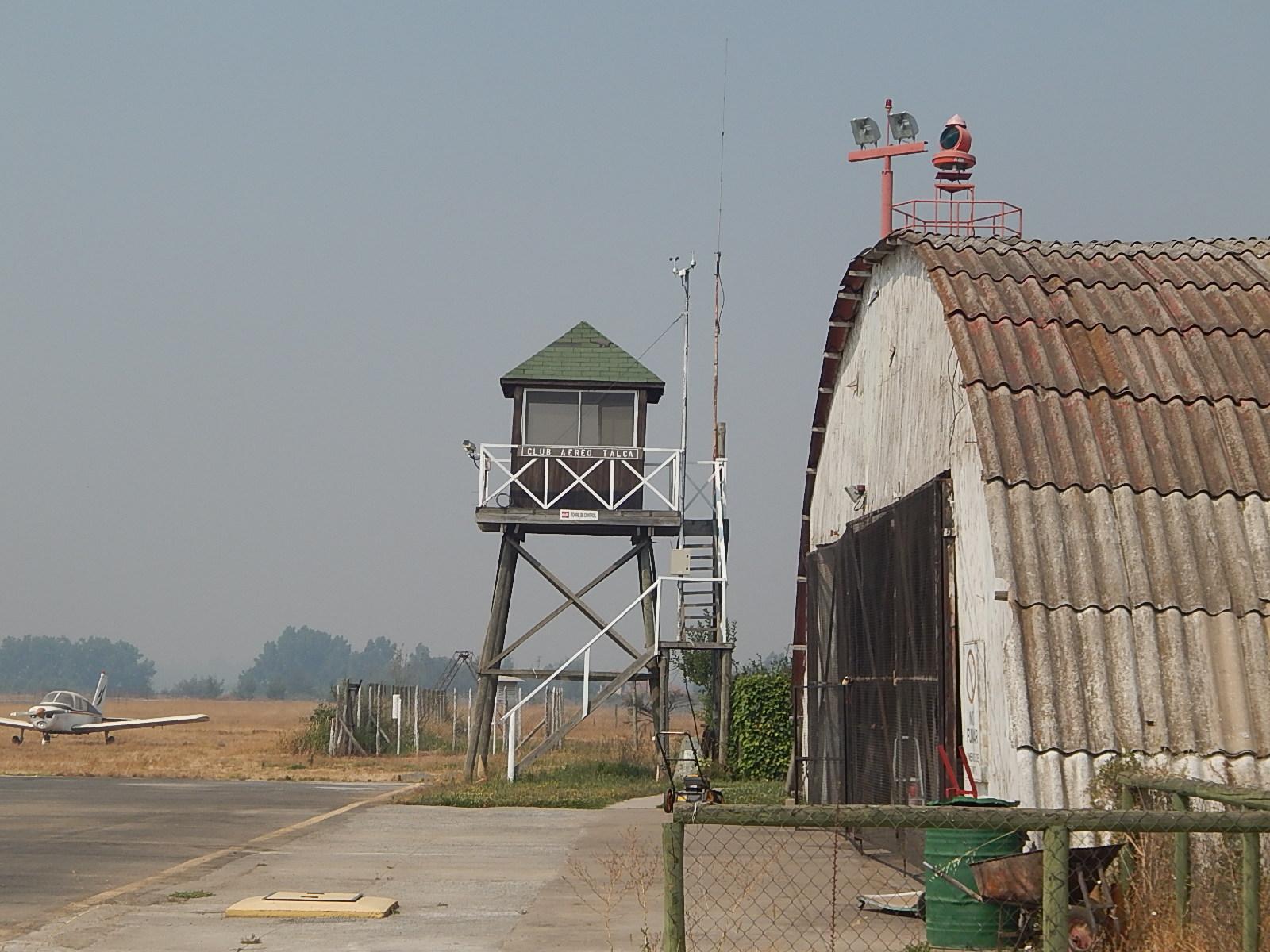 Intervendrán Hangar de Aeródromo Panguilemo