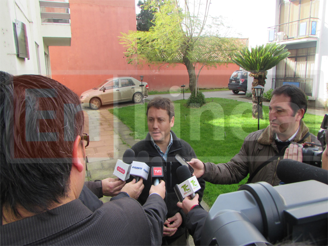Diputado Pedro Pablo Álvarez-Salamanca destaca ampliación del Estadio Fiscal de Talca