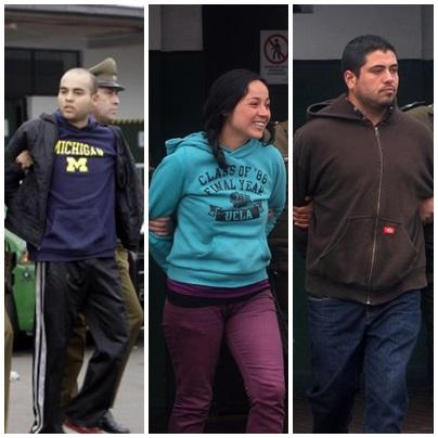 Tres Detenidos por Atentado en Metro de Santiago