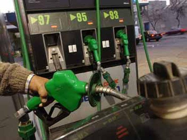Nueva alza en las bencinas