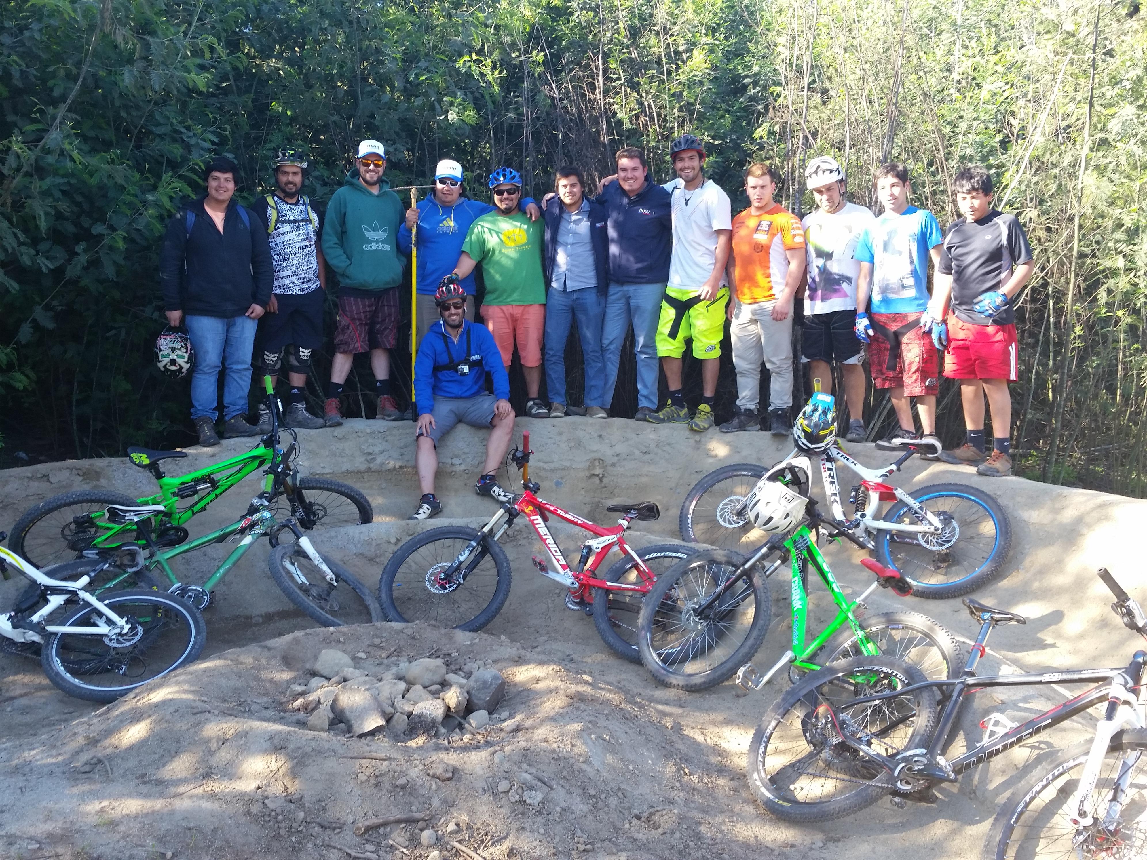 Club Gravedad Cero Finalizó con Exito Proyecto de Pista