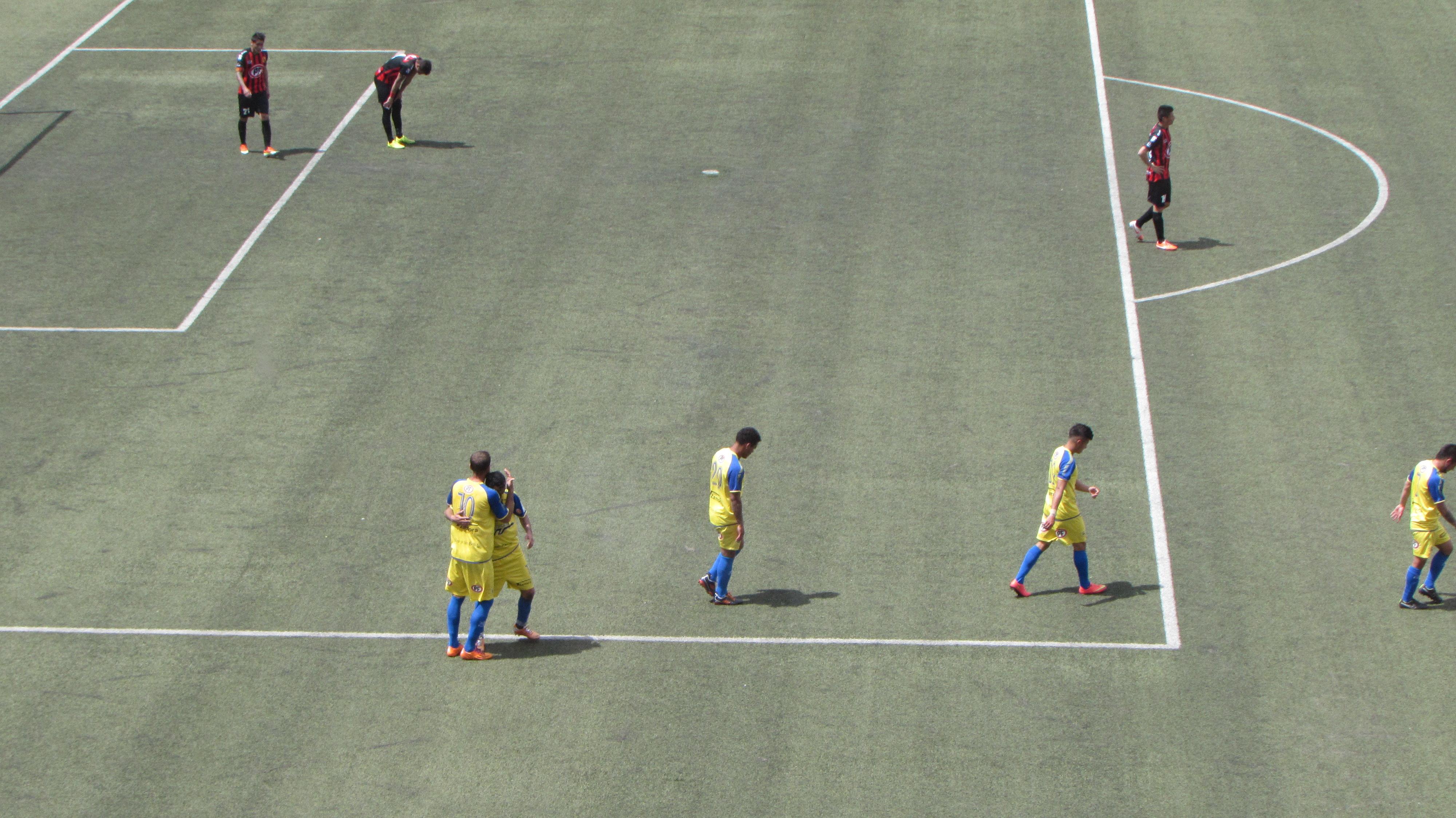 San Luis Agudiza Crisis Futbolística de los Talquinos
