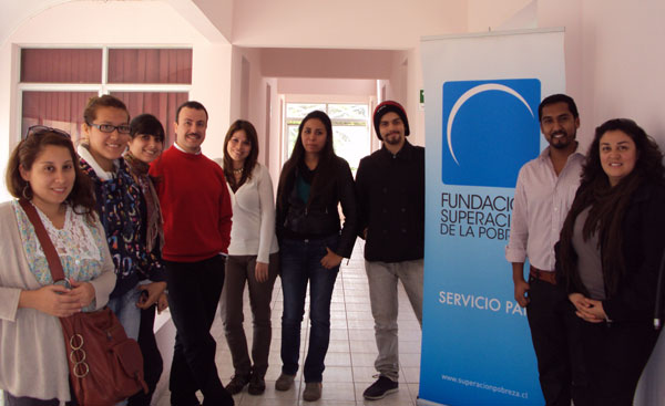 Se Inicia Postulación al Programa Servicio País 2015