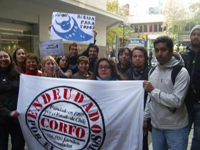 Estudiantes endeudados con crédito CORFO encuentran una solución