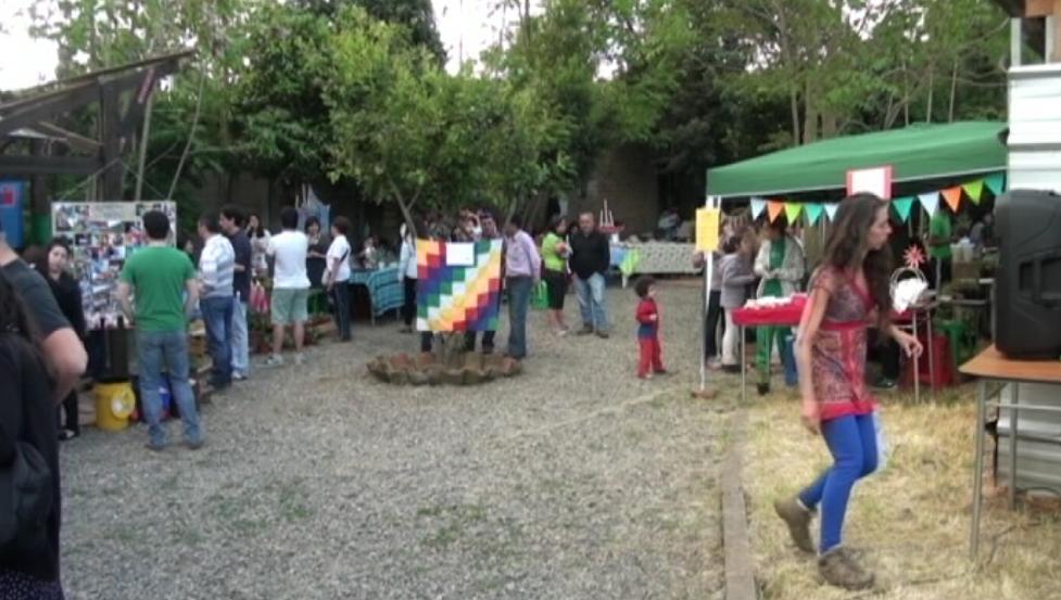 Feria orgánica busca concientizar a nuestra ciudad