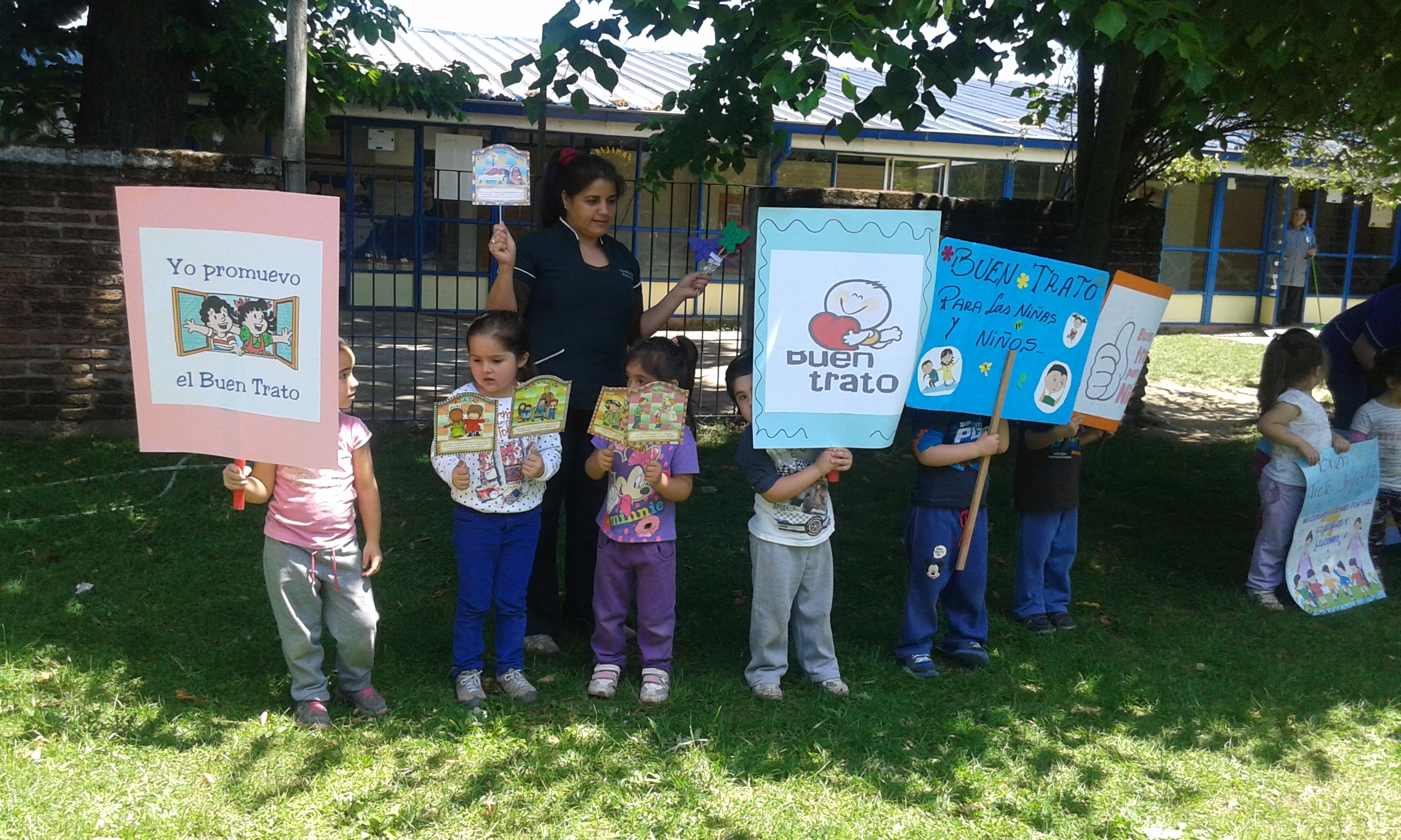 Conmemoran Día Mundial para la Prevención del Abuso Contra Niños en Linares