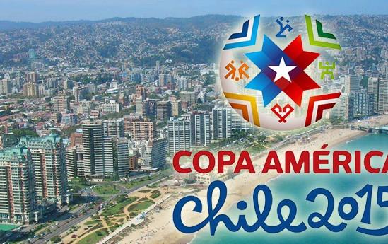 Ante Ecuador Será el Debut de Chile en Copa América