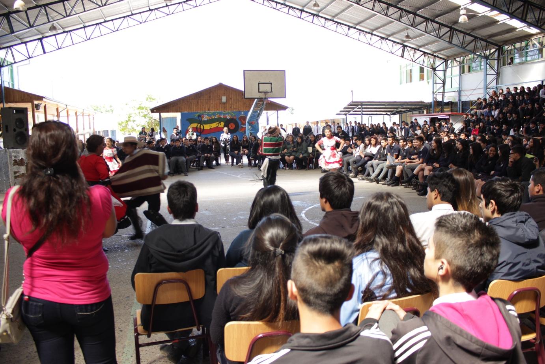 Delegación de Malargüe Visitó San Javier