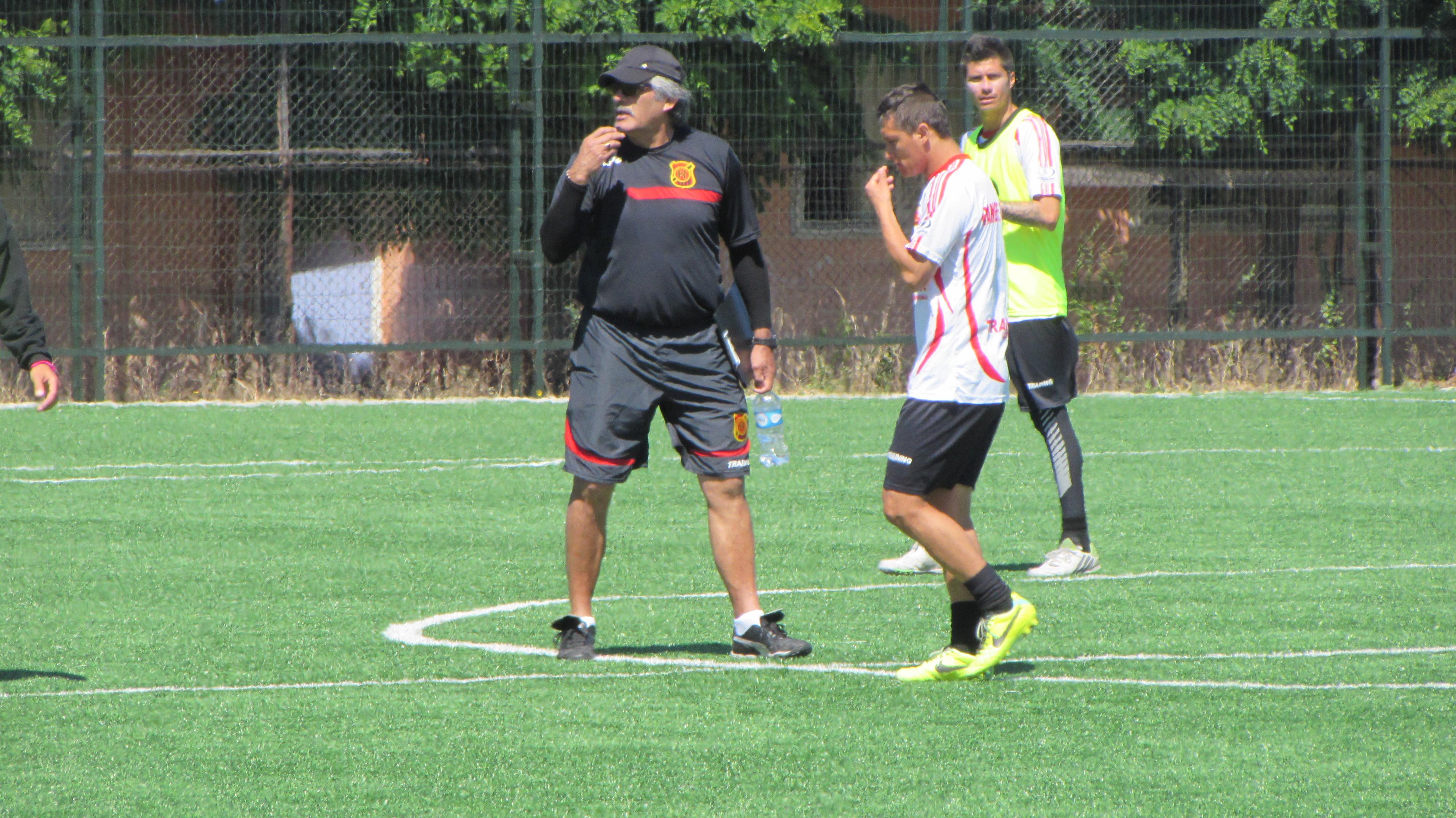 Carlos Rojas Debutará ante Temuco en el Banco Rojinegro