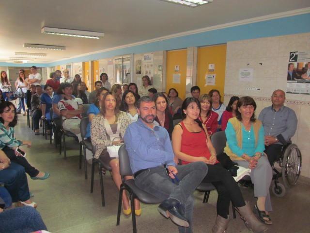 Cesfam Carlos Trupp Celebró 23 años de Fundación