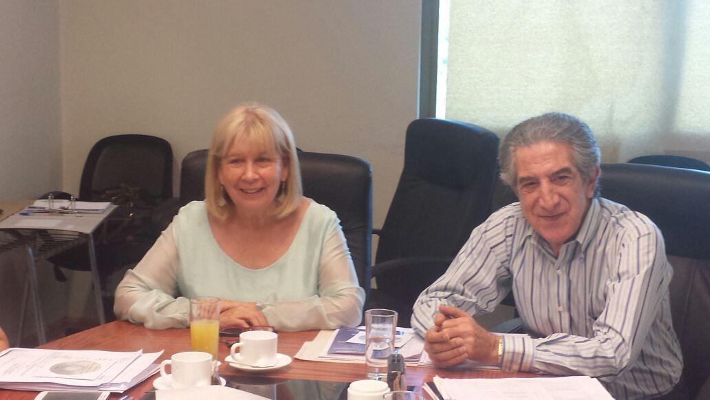 Reunión Estratégica Sostiene Alcaldesa Lucy Lara y Diputado Jorge Tarud en Pencahue