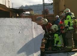 Trabajador cae de altura y muere aplastado mientras construía sede U de Talca en Linares