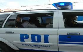 La PDI detiene en tiempo record a sujeto que baleó a joven en barrio norte de Talca