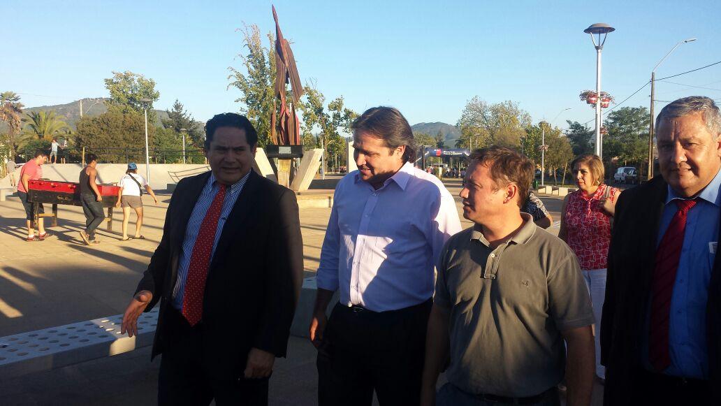 Nueva Alameda para la Comuna de Rio Claro