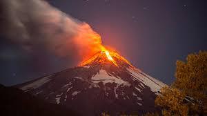 erupsion si