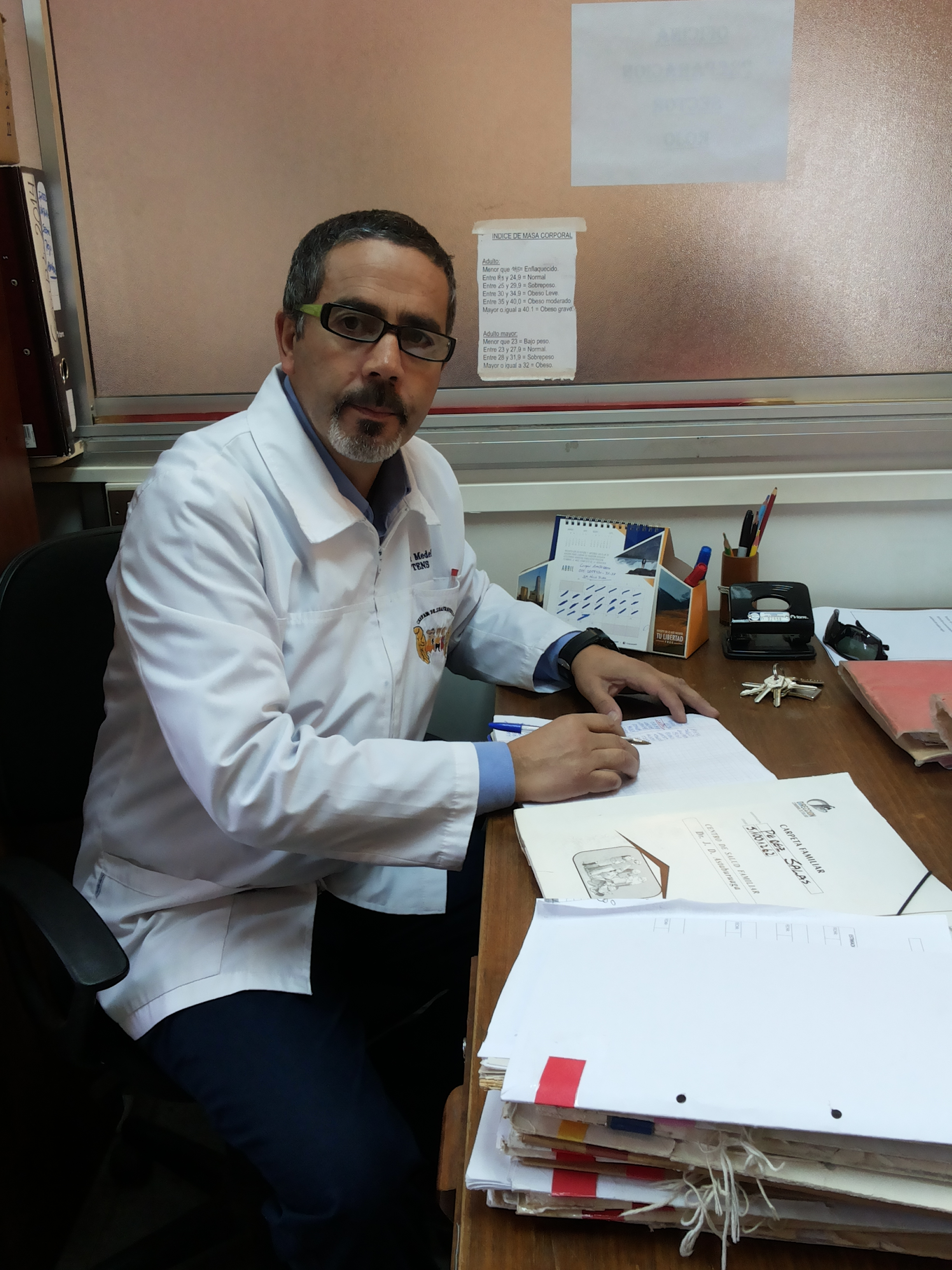 Juan Antonio Medel es reelegido presidente de Cotensap