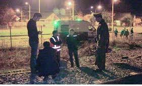Muere menor electrocutado en la línea férrea en Talca