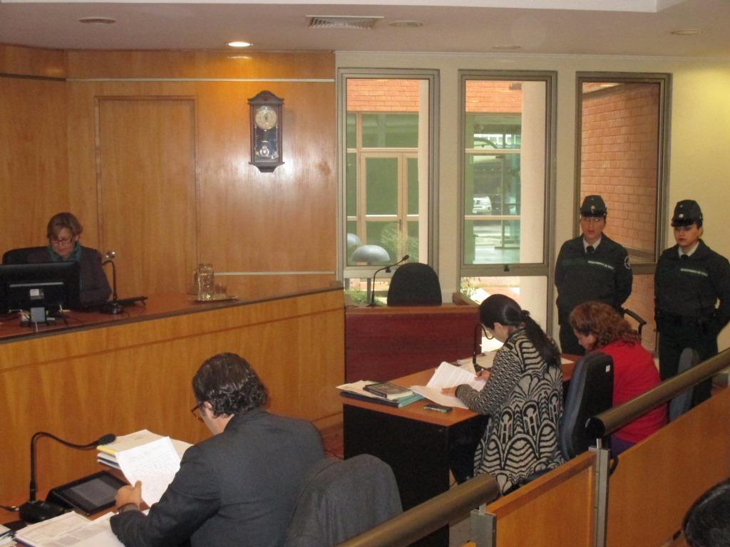 En prisión mujer que apuñaló a su pareja causándole la muerte en Maule