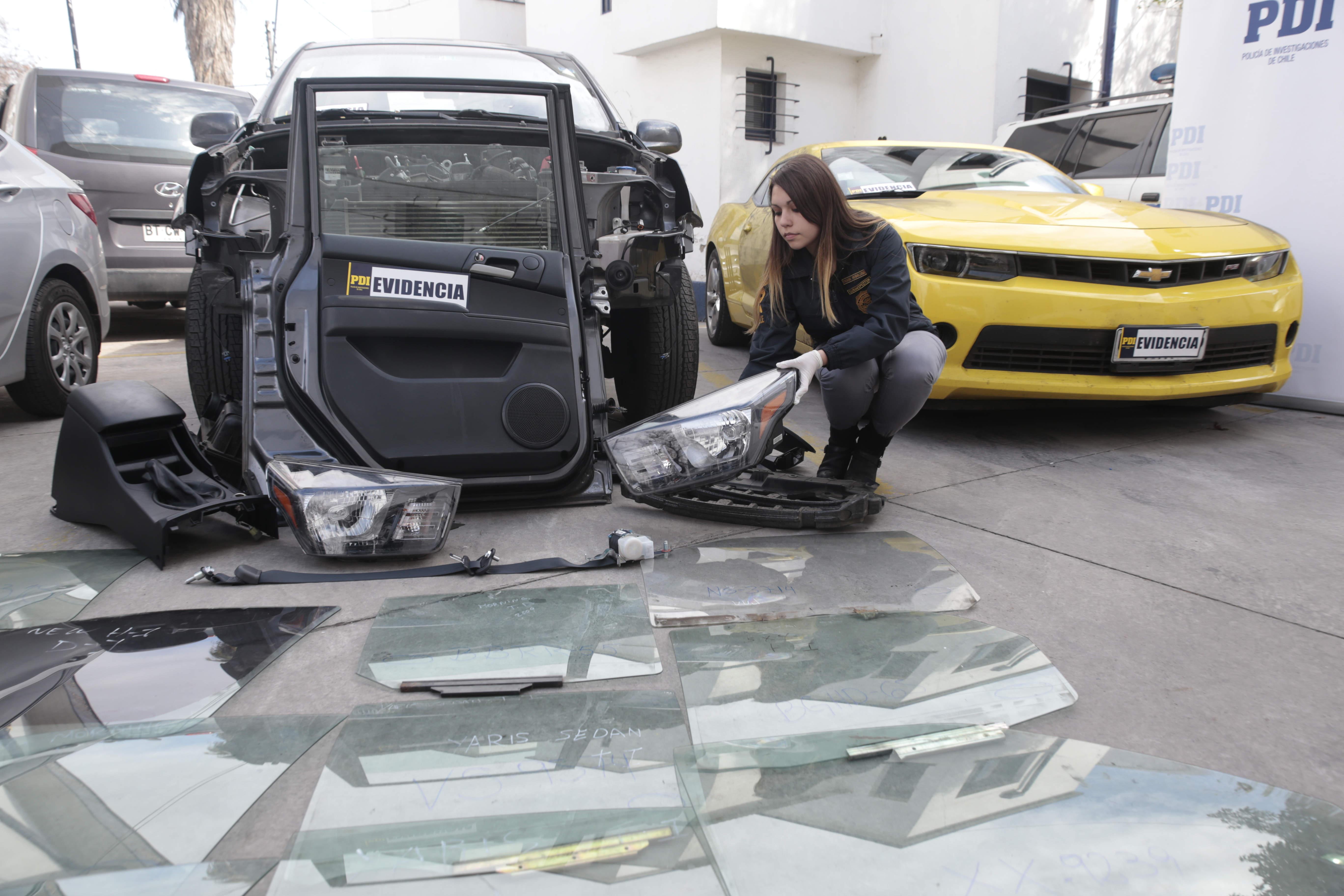 Lanzan campaña contra el robo de vehículos