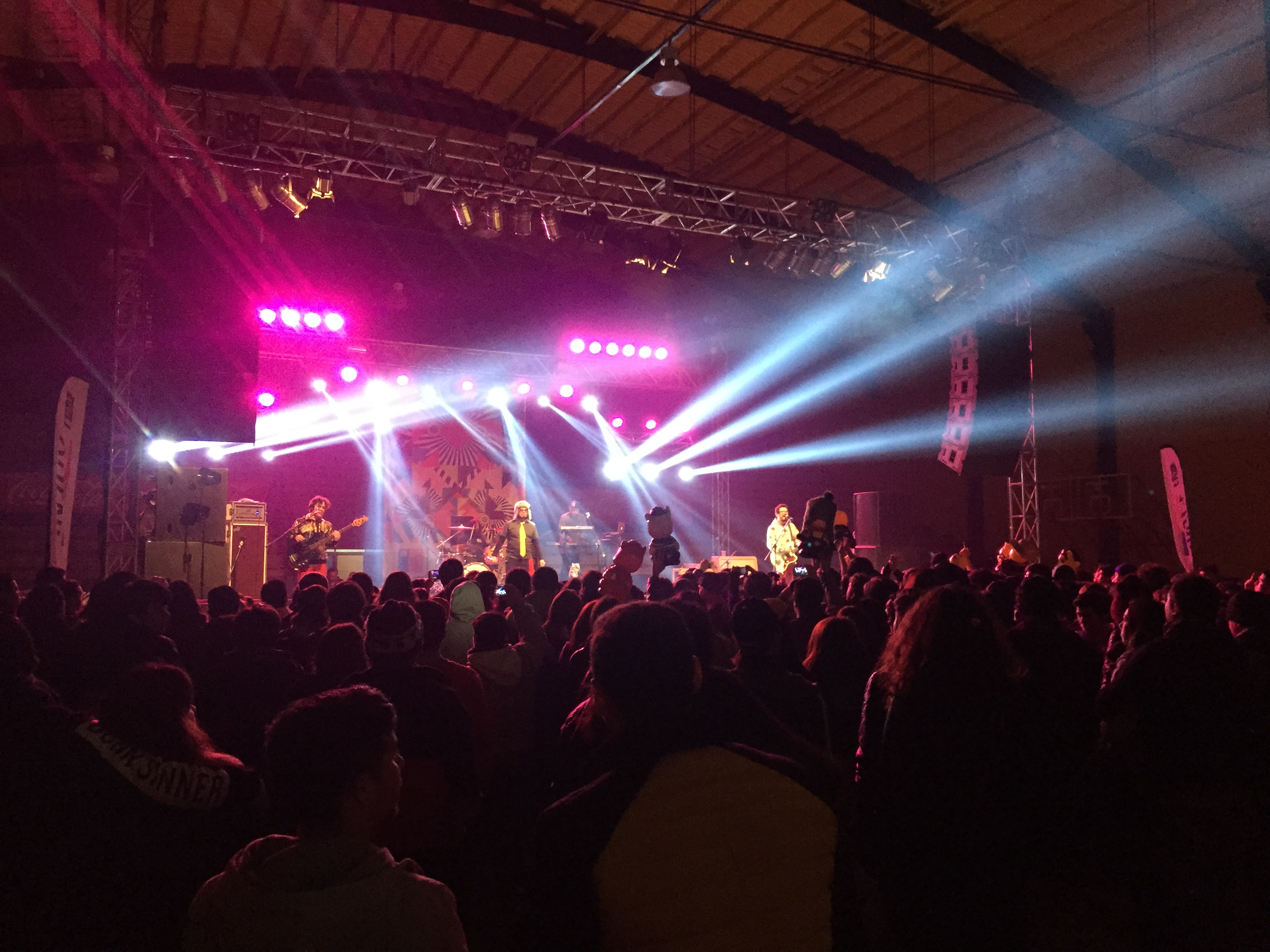 Más de mil jóvenes disfrutaron de concierto en el mes de la juventud en Curicó