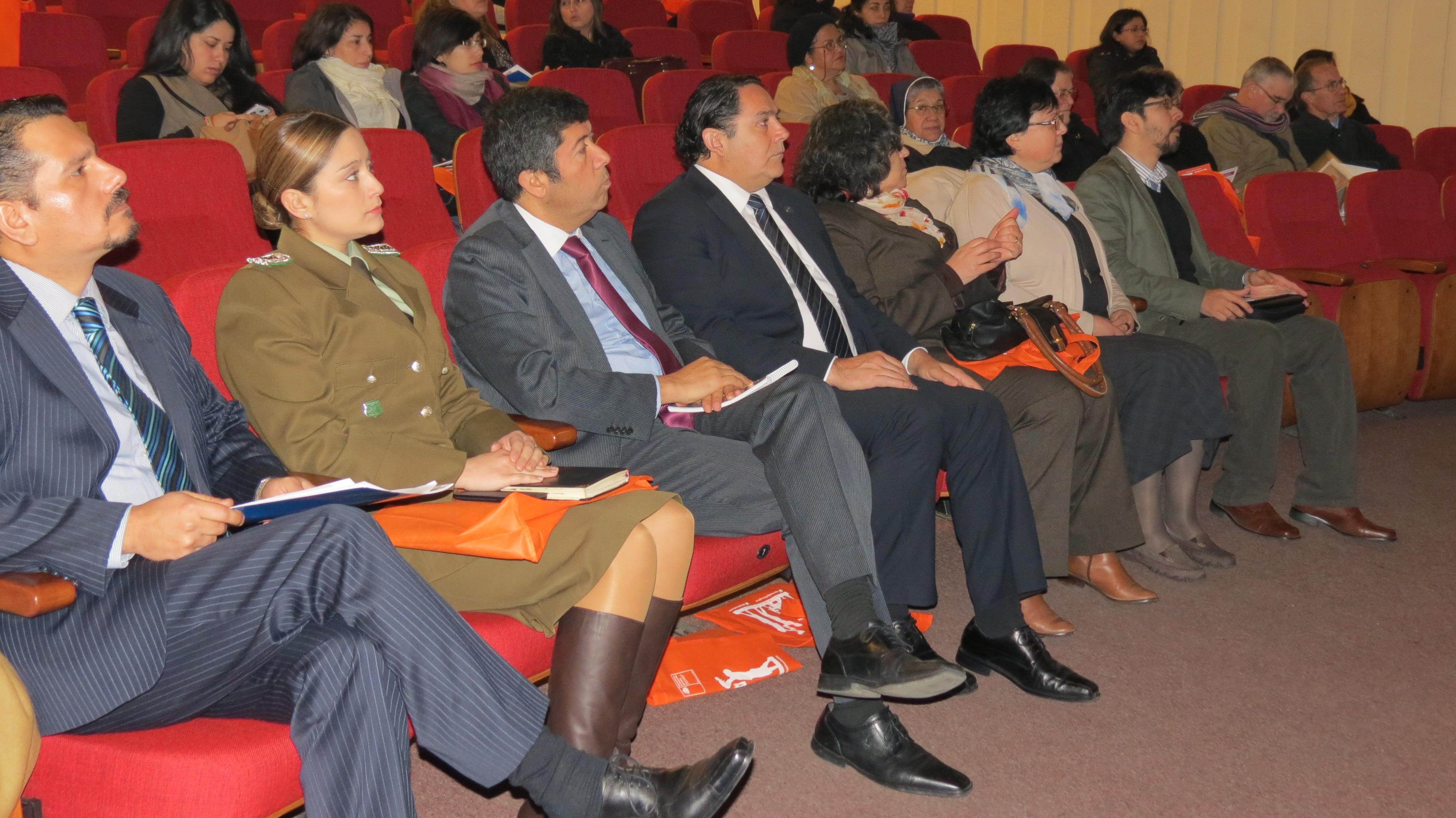 En Talca apoyan iniciativa comunal contra la trata de personas