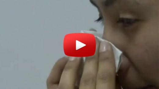[Video] Incómodos estados alérgicos por ingreso de la primavera afectan la calidad de vida de las personas.