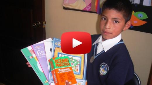 """[Video] El seremi de desarrollo social, José Ramón Letelier, dio a conocer las cifras regionales y formas de pago del """"bono logro escolar""""."""