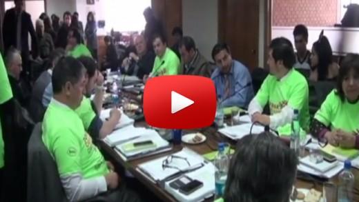 [Video] Colectividades políticas acogen con beneplácito gestión del intendente Pablo Meza Donoso.