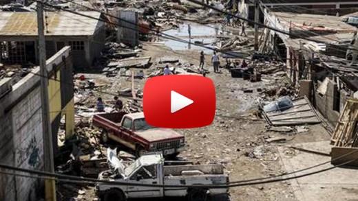 [Video]  En Talca comenzó campaña del Kilo, para ayudar al norte de nuestro país .
