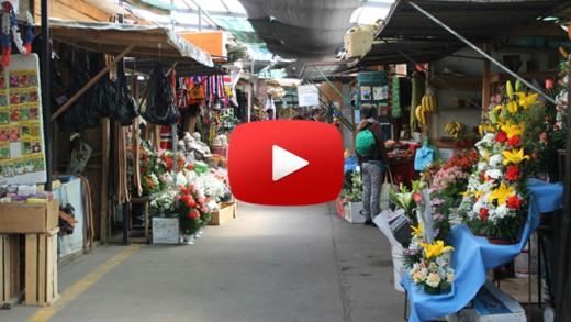 [Video] Ubicado en pleno centro de Talca el Mercado Central es un lugar que acoge al visitante con productos típicos de nuestra zona
