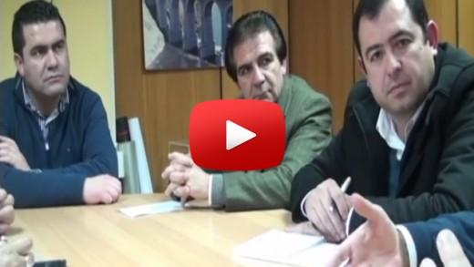 [Video] Alcaldes de varias comunas se reunen con el seremi para actualizar la cartera de proyectos.