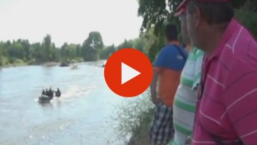 [Video] Carabineros y municipalidad de Talca, inicia medidas preventivas para evitar nuevos casos de fallecidos por sumersión.