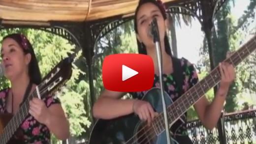 [Video] Se realizó en Talca la 5ª feria costumbrista por la preservación del ramal Talca-Constitución