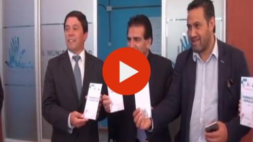 "[Video] Maule inicia proceso para contar con ""Farmacia  popular"""