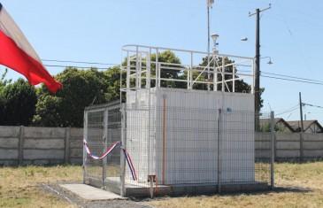 Desde ahora Linares podrá medir  los niveles de contaminación