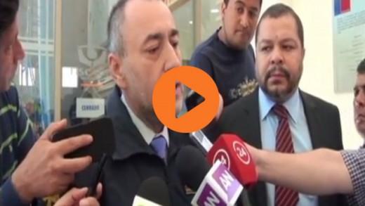 [Video] En un control realizado en Argentina, detienen a fonoaudiólogo prófugo de la justicia talquina.