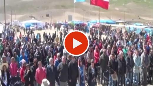 [Video]  Estrechar lazos entre hermanos de ambos países, es el objetivo del encuentro Chileno Argentino 2016.