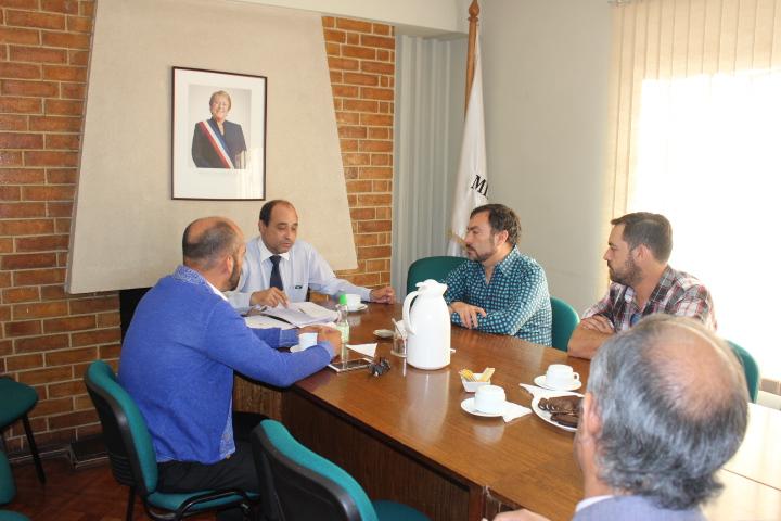 Seremi del Trabajo condenó discriminación laboral de Alcalde de Talca Juan Castro