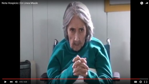 [Video] Hospicio de Talca, es hoy el Servicio de larga estadía del adulto mayor.