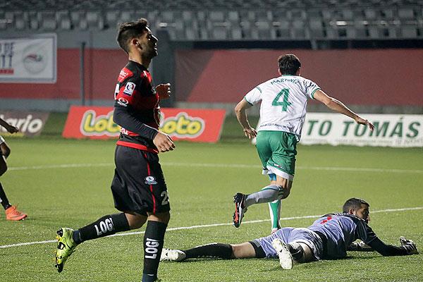 Se acabó el sueño del ascenso para Rangers de Talca al caer por 1 a 0 ante Puerto Montt
