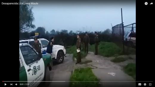 [Video] Sin vida y al interior de un canal de regadío encuentran a mujer desaparecida.