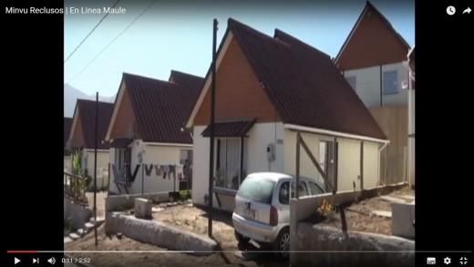 [Video]  Seremi de vivienda, de justicia y gendarmería crean primer comité de vivienda para familiares de reclusos.