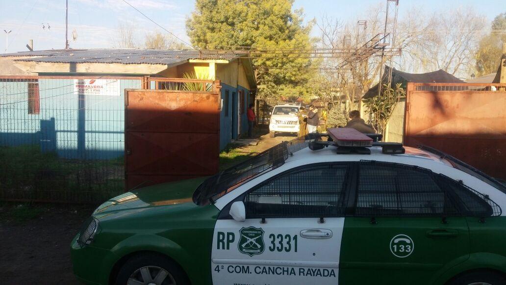 """Delincuentes desvalijan completamenteradio comunitaria """"Primavera"""" en Talca"""