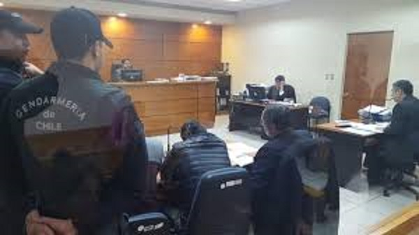 Corte de Talca, acoge argumento de fiscalía y envía a prisión a imputado por asalto a taxista aplicando nueva ley de agenda corta