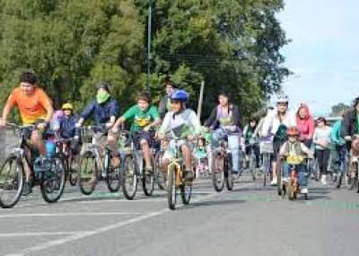 Cicleta Familiar promueve la alimentación sana