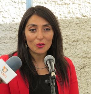 Importante actividad gestiona gobernadora de Curicó