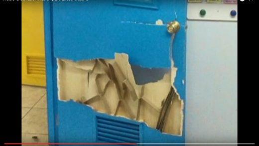 [Video] Delincuentes se ensañan con jardín infantil en Maule, provocando daños cercanos a los 3 millones de pesos.
