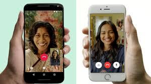 Whatsapp ya tiene dispoinible el servicio de videollamadas