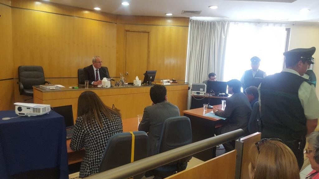 PRESIDIO PERPETUO LOGRA FISCALÍA POR DELITO DE FEMICIDIO EN TALCA