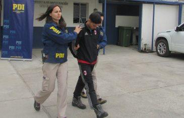 PDI SAN JAVIER DESBARATÓ FOCO DE DROGAS